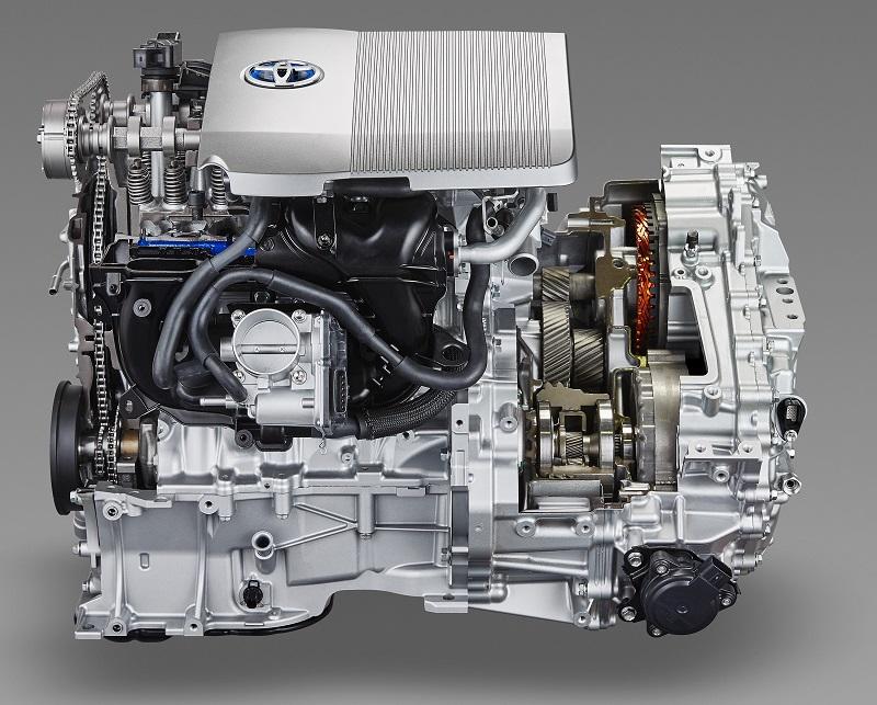 Xe Toyota Prius Hybrid: Thế hệ đầu tiên